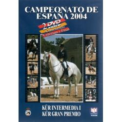 Dvd: Campeonato De España De D. Clasica