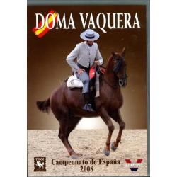 Dvd: Campeonato España D.vaquera 2008