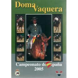 Dvd: Campeonato España Doma Vaquera 2005
