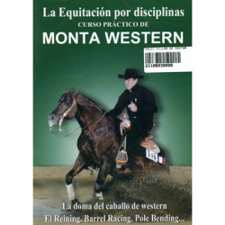 Dvd: Curso Practico Monta Western I