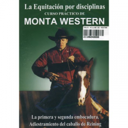 Dvd: Curso Practico Monta Western Ii