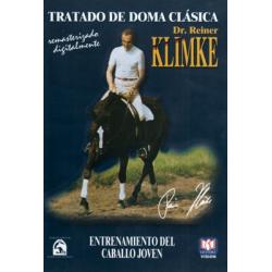 Dvd: Dr. Klimke Nº1 Entrenamiento Del Caballo Joven