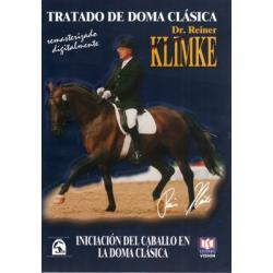 Dvd: Dr. Klimke Nº2 Iniciacion Del Caballo De Doma Clasica
