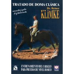 Dvd: Dr. Klimke Nº3 Entrenamiento Del Caballo Basico
