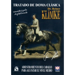 Dvd: Dr. Klimke Nº4 Adiestramiento Del Caballo