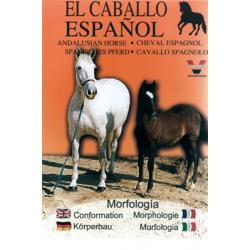 Dvd: El Caballo Español Morfologia
