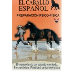 Dvd: El Caballo Español Preparacion Psicofisica