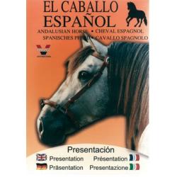 Dvd: El Caballo Español Presentacion