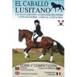 Dvd: El Caballo Lusitano Doma Y Competicion