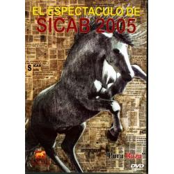 Dvd: El Espectaculo De Sicab 2005