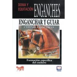 Dvd: Enganche.formacion Especifica Del Cochero