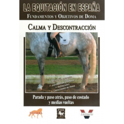 Dvd: Equitacion España Calma Y Descontraccion