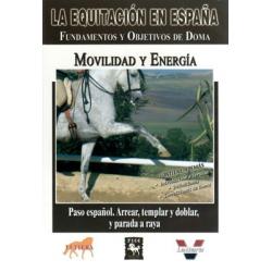 Dvd: Equitacion/españa.movilidad Y Energia