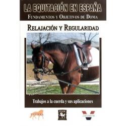 Dvd: Equitacion/españa.relajacion Y Regularidad