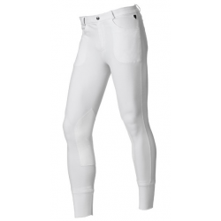 "PANTALON TATTINI NIÑO ""GIUNCO"" MICROFIBRA"