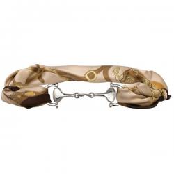 Cinturon Filete Con Pañuelo