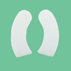 Taloneta Plastico Partida  (Par)