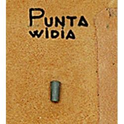 Ramplon -Punta Widia- Mustad 9.5M. 100Uds.