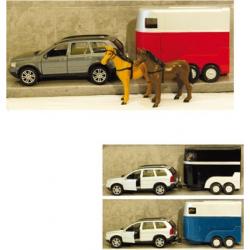 Coche Volvo Con Van