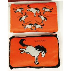 Cojin Con Pony