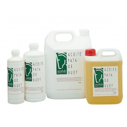 Aceite Pata De Buey Zaldi