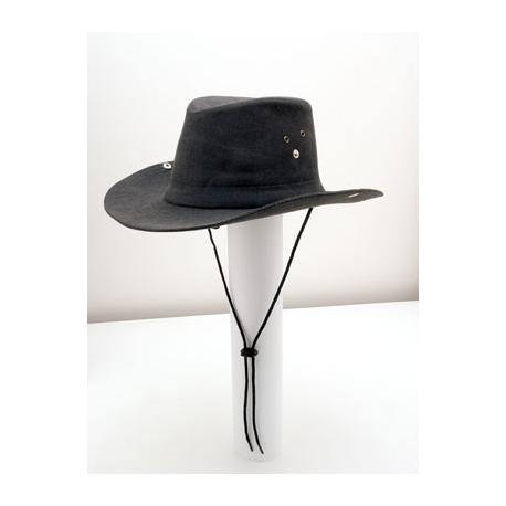 2db137c6fa260 Sombrero Vaquero Negro - Equivan Tienda Hipica