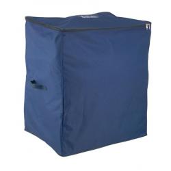 Bolsa Para Almacenar 5 Mantas Azul