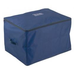 Bolsa Para Almacenar 2 Mantas Azul