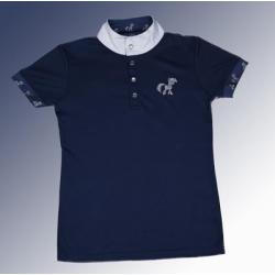 Camisa-Polo Boy Style M/ Corta Krts