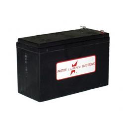 BATERIA RECARGABLE LLAMPEC 12 VOL.7,2 AH PARA PASTOR ELECTRICO