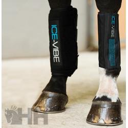 PROTECTOR HORSEWARE ICE-VIBE (SET COMPLETO) TENDON