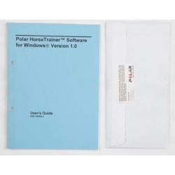 Software + Manual Horsetrainer Polar