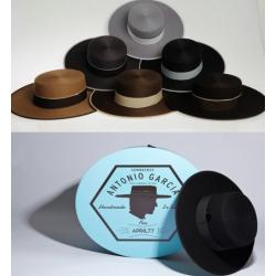 Sombreros Ala Ancha ANTONIO GARCIA