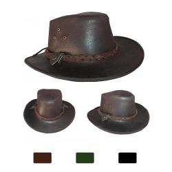Sombrero Austra.-Swagman Negro