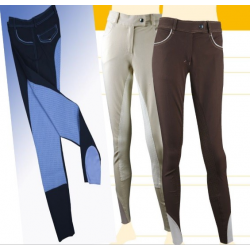 Pantalon C/ Culera Silicona Zaldi Wp-013
