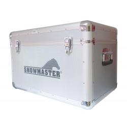 Caja Aluminio Grande Showmaster 58X38X36