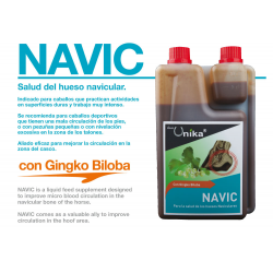 Unika Navic Salud De Los Huesos Naviculares 1.2Kg