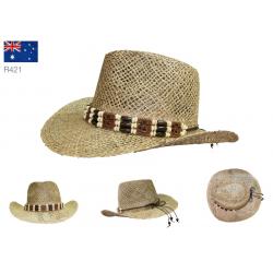 Sombrero Austr.cordoncillo  Beig