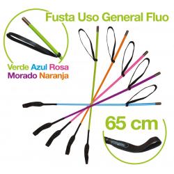 Fusta Uso General Fluorescente 65Cm