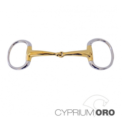 FILETE SEFTON CYPRIUM ORO OLIVA EMBOCADURA 18 MM