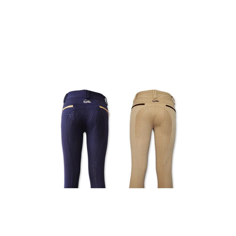 Pantalon Lexhis Berezi Adhesion Plus Mujer Equivan Tienda Hipica