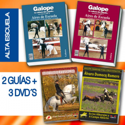 Dvd + Libro Coleccion Alta Escuela