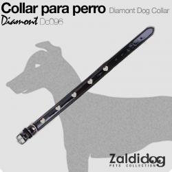 Collar PERRO Diamont CORAZONES