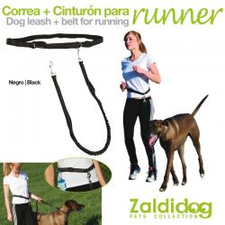 Correa + Cinturon Para Runner 1.40M