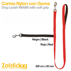 Correa Nylon Con Goma 1M X 20Mm