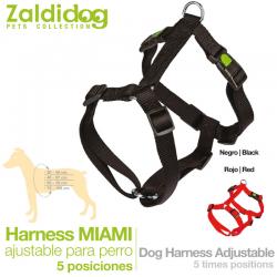 Harness Miami 5-Ajustes PARA PERRO