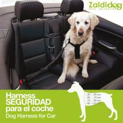 Harness Seguridad DE PERROS Para Coche