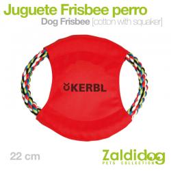 Juguete Frisbee para perros