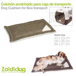 Colchon Para Caja Transporte PERROS