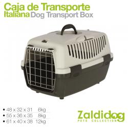 Caja Transporte Italian PARA PERROS
